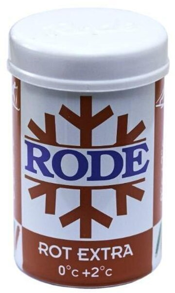 Rode Rot Extra Hardwax P52 | 45g (2C/0C)