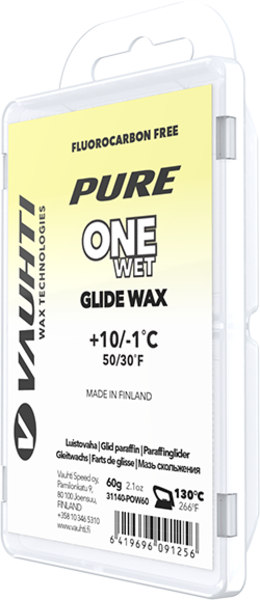 Vauhti Pure One Glide Waxes, 60g