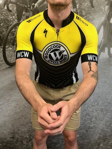 Woodcock Cycle Works WCW Custom SL Expert Jersey SS