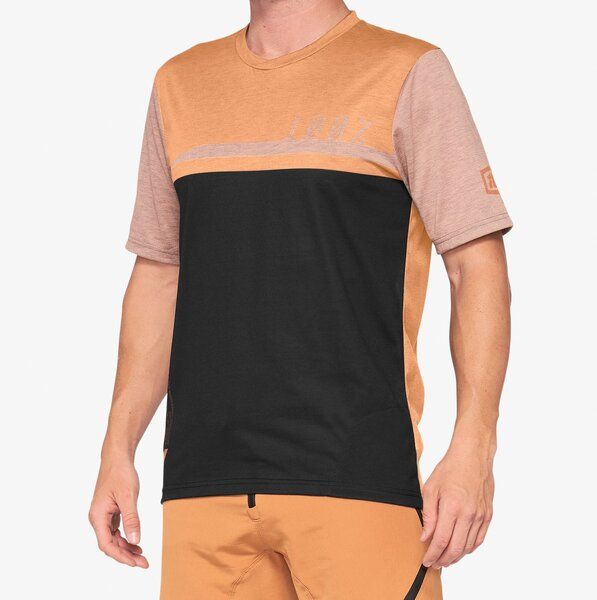 100% Airmatic All Mountain Short-Sleeve Jersey