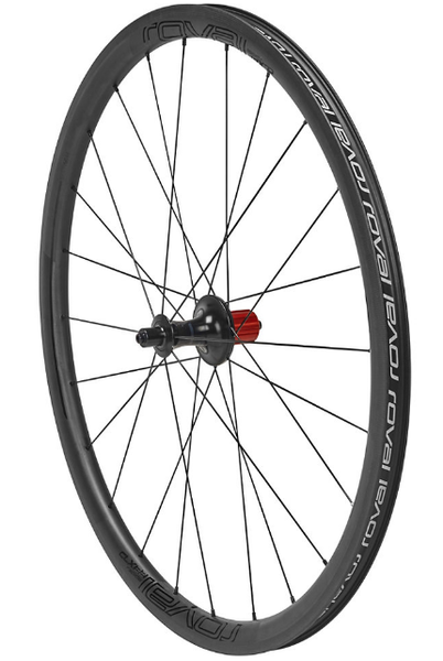 Specialized CLX 32 WHEEL - SATIN CARBON/GLOSS BLACK