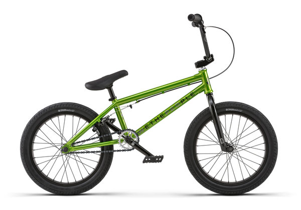 WeThePeople Curse 18 Color: Mettalic Green