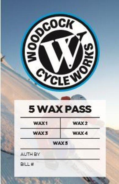 Woodcock Cycle Works Wax Pass