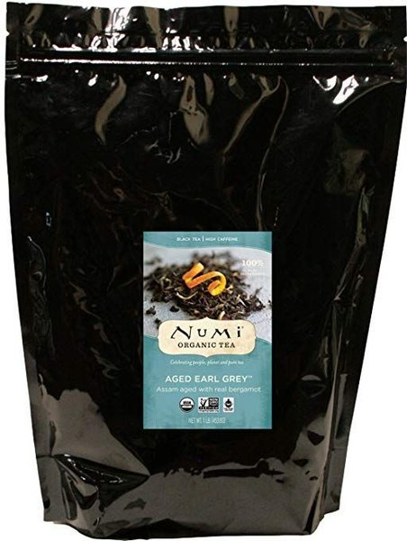 Numi Aged Earl Grey™ Loose Leaf Tea