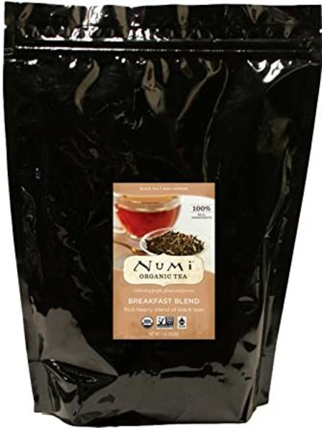 Numi Breakfast Blend Loose Leaf Tea