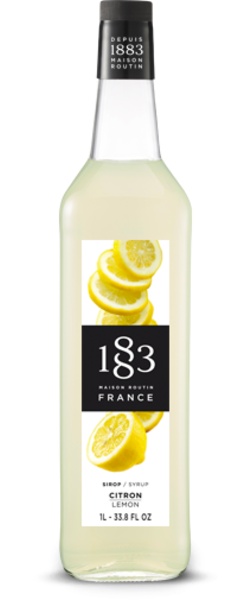 1883 Maison Routin Lemon Syrup