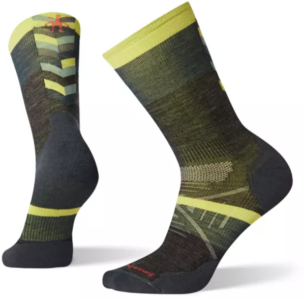Smartwool Men's PhD® Nordic Light Elite Pattern Socks