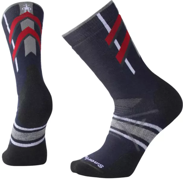 Smartwool Men's PhD® Nordic Medium Pattern Socks