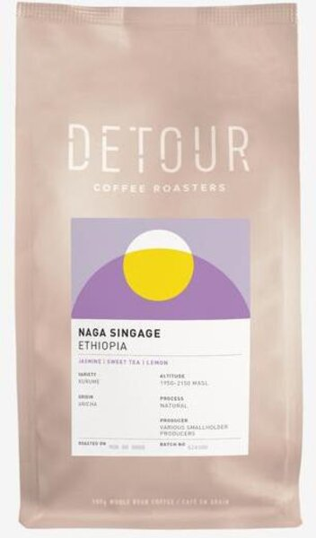 Detour Coffee Naga Singage, Ethiopia