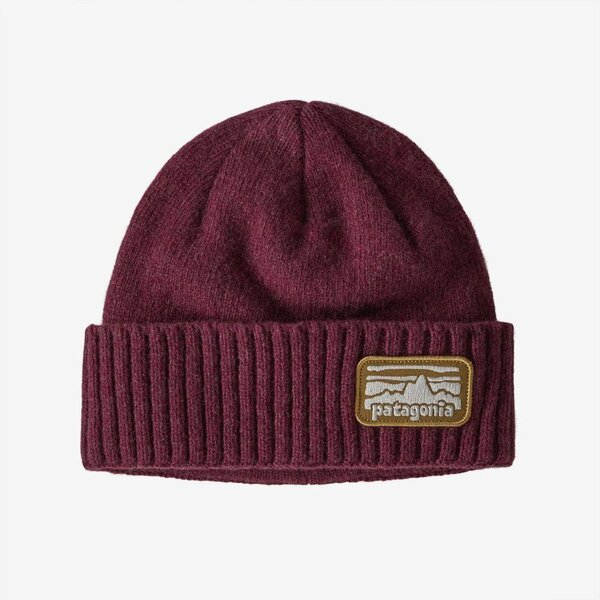 Patagonia Brodeo Beanie - Fitz Roy Rambler