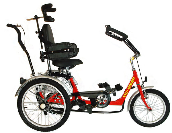 Belize Tri-Rider Margay Special Needs Tricycle