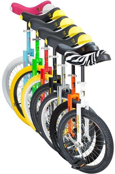 """Qu-Ax Luxus 20"""" Unicycle"""