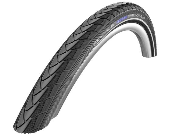 Schwalbe Marathon Plus Wheelchair Tire 24 x 1.0 (25-540)