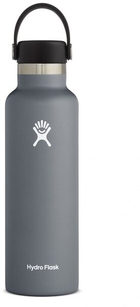 Hydro Flask 21 oz. Standard Mouth Bottle - Stone