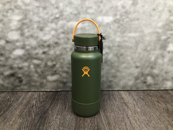 Hydro Flask 32oz. Wide Mouth Water Bottle - Timberline LE Treeline
