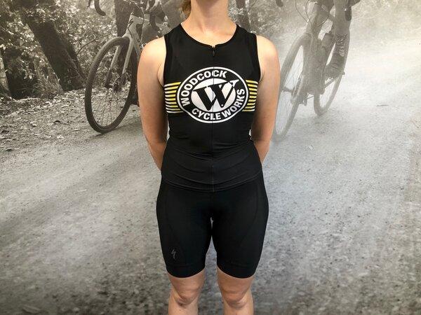 Woodcock Cycle Works WCW Custom Tri Elite Top (Women's)