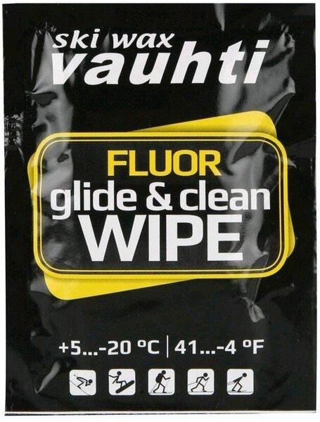 Vauhti Clean & Glide Wipe - Single