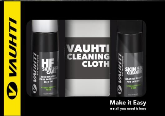Vauhti Skin Ski Care Kit