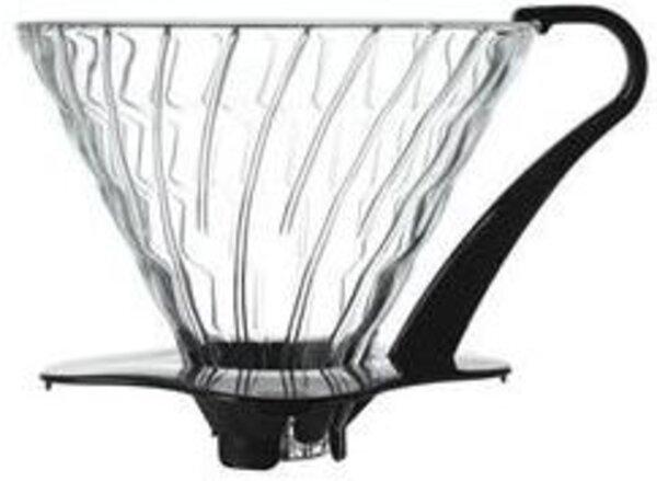 Hario V60-03 Glass Black