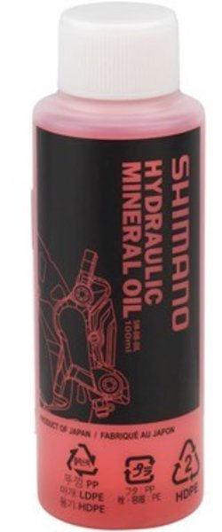 Shimano Hydraulic Mineral Oil for Disc Brake (100ml)