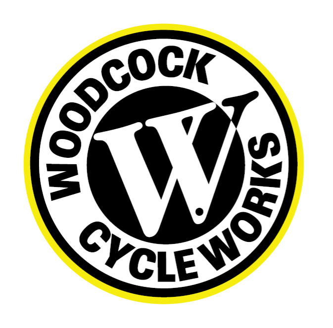 Woodcock cycle works homepage link
