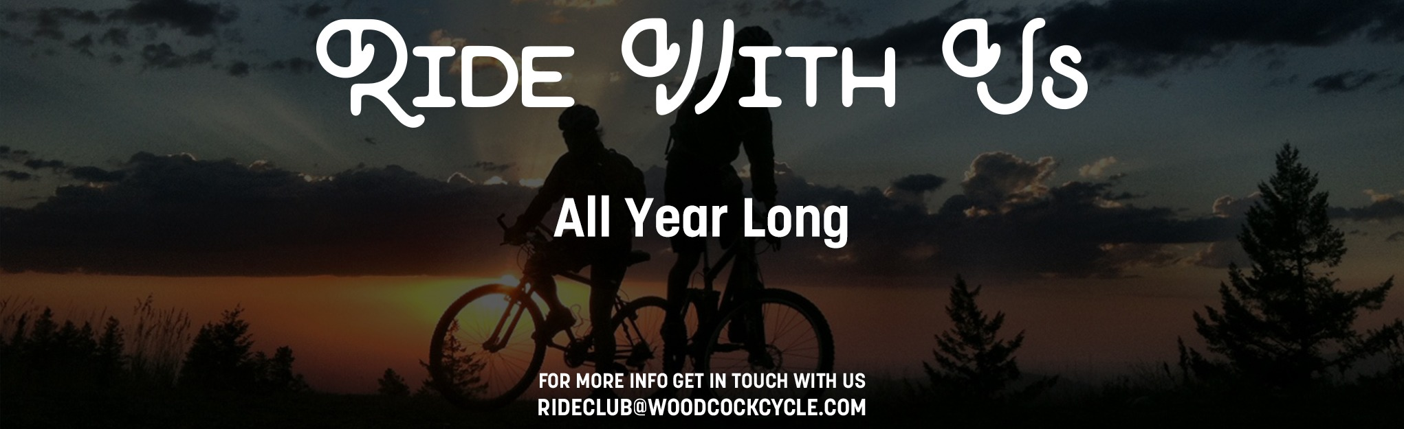 Ride with Us - All year long