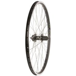 The Wheel Shop Wheel Shop, Evo E-Tour 19 Black/ Formula DC-22, Wheel, Rear, 26'' / 559, Holes: 36, QR, 135mm, Rim and Disc IS 6-bolt, Shimano HG
