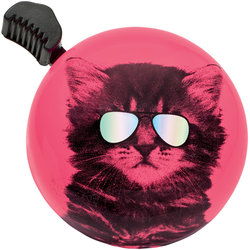 Electra Cool Cat Domed Ringer Bell