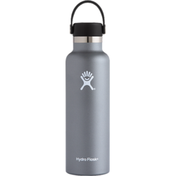 Hydro Flask 21 oz. Standard Mouth Bottle - Graphite