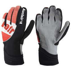 Auclair Escapade Glove Red/White/Black