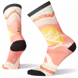 Smartwool Women's Curated Bonsai Graphic Crew Socks