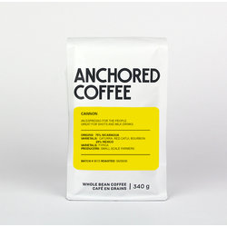 Anchored Coffee Cannon Espresso, 5lb