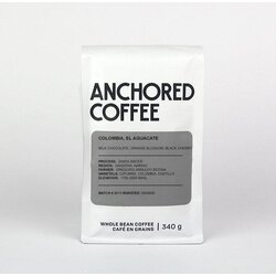 Anchored Coffee Colombia, El Aguacate Decaf