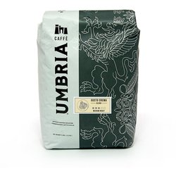 Caffè Umbria Gusto Crema, Medium Roast, 5lb