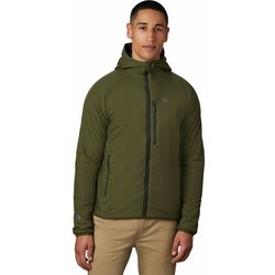 Mountain Hardwear Men's Kor Strata Hooded Jacket