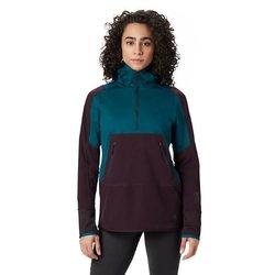 Mountain Hardwear Women's Frostzone™ Hybrid 1/2 Zip Hoody