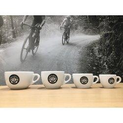Yellow Derny Cafe Ancap Mugs