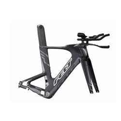 Felt Bicycles Frame IA 1 Matte Carbon (Charcoal, White)