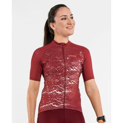 PEPPERMINT Cycling Co. Women's Plume Cherry Signature Jersey
