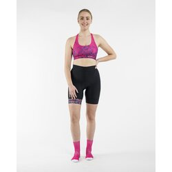 PEPPERMINT Cycling Co. Women's Sparks Black Legacy Shorts