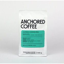 Anchored Coffee Guatemala, Hacienda Real Filter