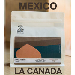 Rooftop Coffee Roasters Mexico La Cañada 340g