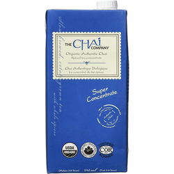 The Chai Company Organic Authentic Chai Concentrate