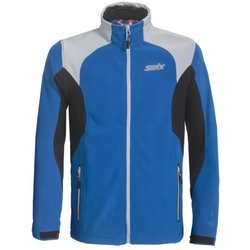 Swix Corvara Jacket PacificVaporBlue Medium