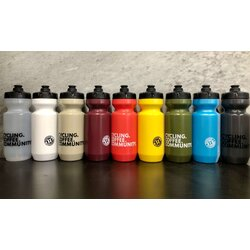 Woodcock Cycle Works WCW Purist Signature Bottle - 22oz.