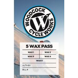 Woodcock Cycle Works Wax Pass