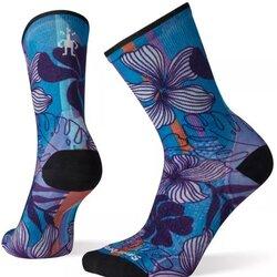 Smartwool Women's PhD® Cycle Ultra Light Print Crew Socks
