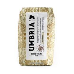 Caffè Umbria Gusto Crema, Medium Roast - 12oz/340g