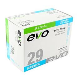 Evo Removable Presta Valve Core, Inner tube, 48mm, 26x4.00-4.50