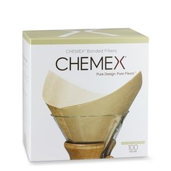 CHEMEX® Bonded Filters Pre-Folded Squares (100 Pack)